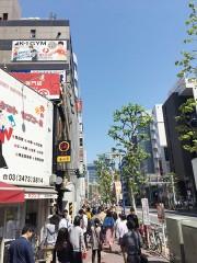 4.三井住友銀行側に歩きます
